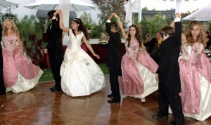 Quinceanera Dance Lessons